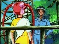 Японское аниме в своих наилучших традициях