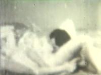 Едва уцелевшая порно лента, забытая в одном из кинотеатров