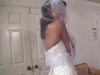 Невеста отблагодарила своего мужа